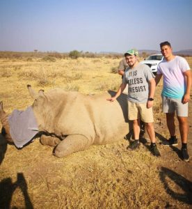 African Incentive Travel Rhino Conservation